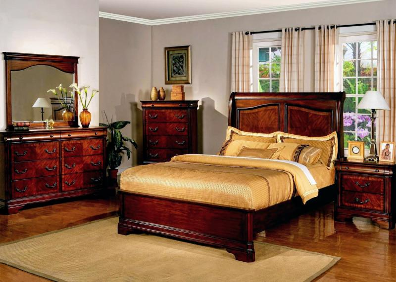 Commercial Interiors - Queen Bedroom Sets For Sale
