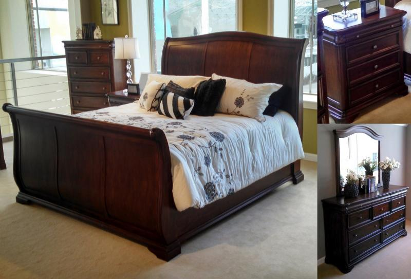 Commercial Interiors Queen Bedroom Sets For Sale