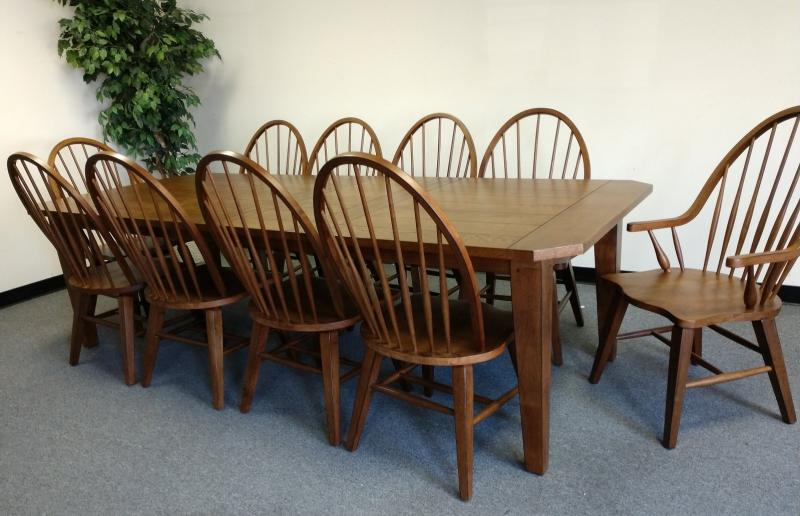 Commercial Interiors - Table & Chairs
